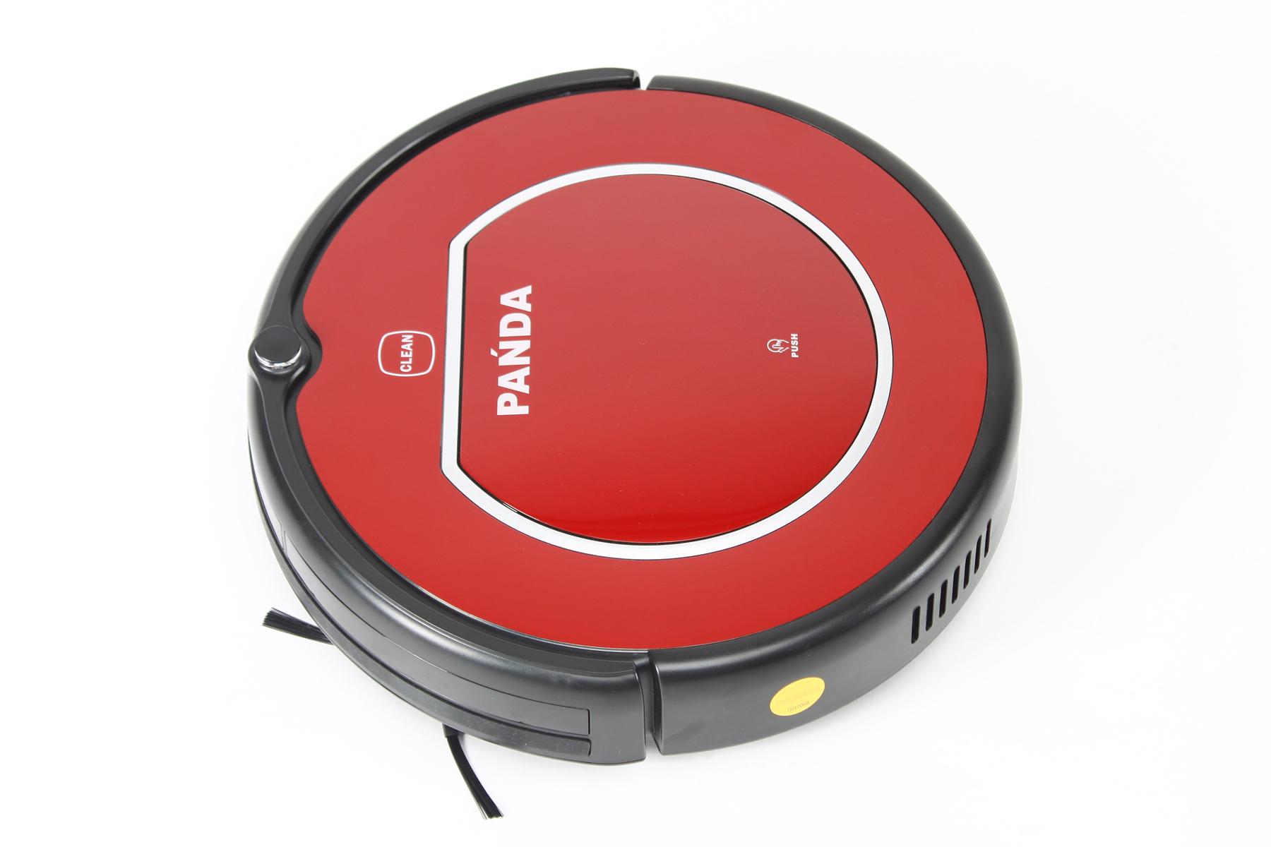 Робот пылесос Panda X500 (красн.)Panda<br>Пылесос робот Panda X500 — одна из самых популярных моделей на рынке.Это очень функциональная модель, идеально подходящая владельцам домашних животных. Благодаря технологии Vacuum Pet — собственной разработке компании — устройство применяет новый прин...<br>