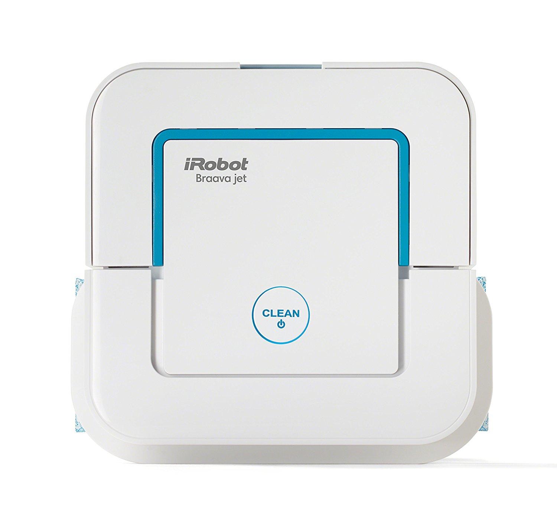 Робот полотер iRobot Braava Jet 240