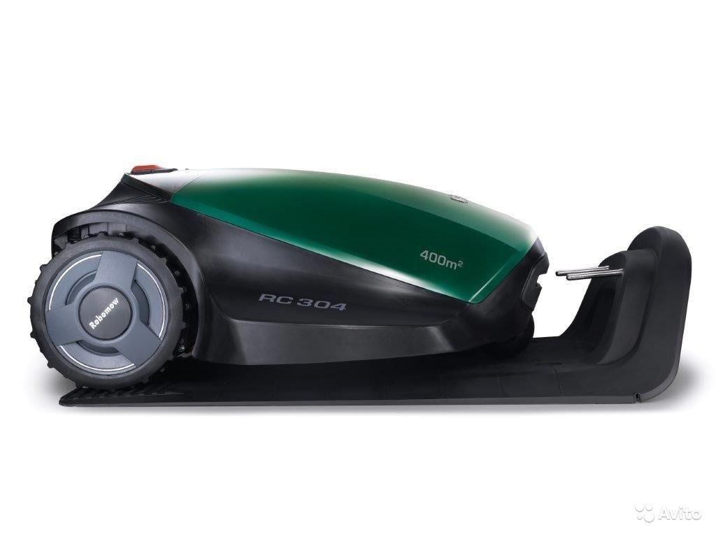 Робот-газонокосилка Robomow RC 304