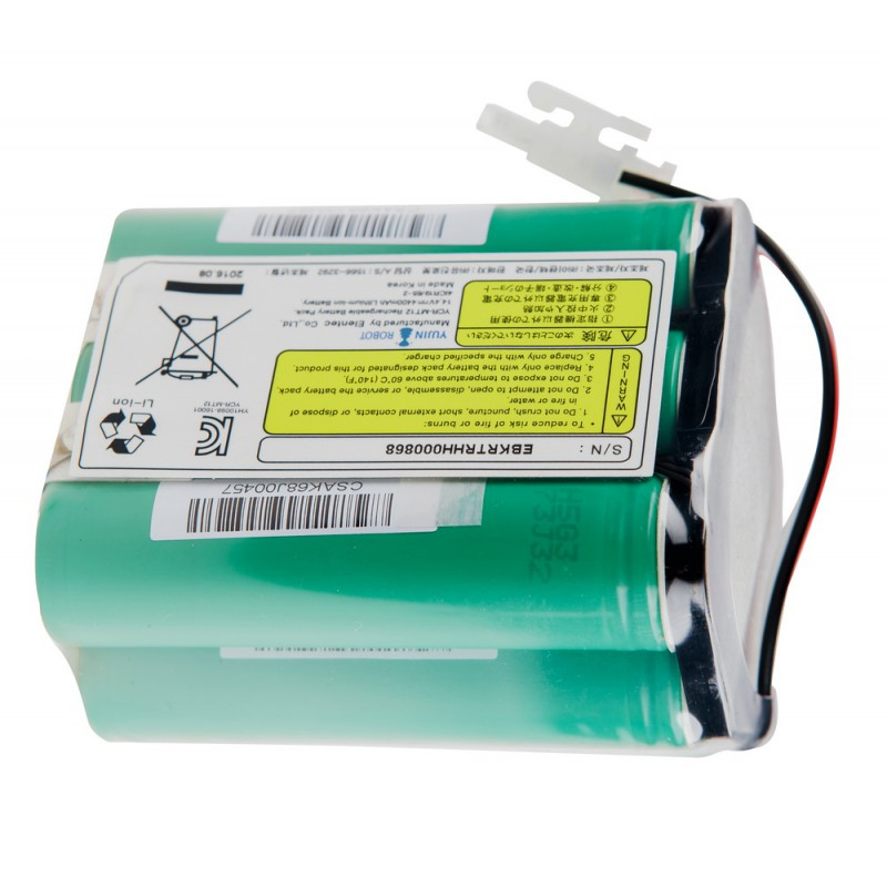 Li-ion аккумулятор для iClebo OmegaiClebo<br><br>